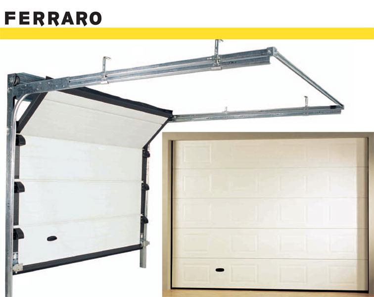 Portoni sezionali prezzi pannelli termoisolanti - Porta garage sezionale prezzi ...